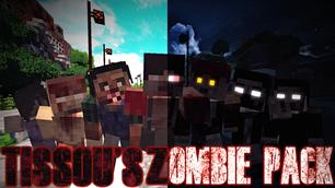 Tissou's Zombie Pack