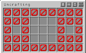 wow addon UnCrafting Table Remastered
