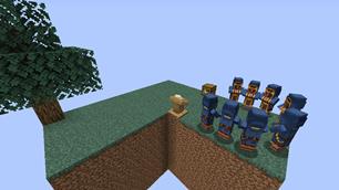 minecraft mod Vanilla SkyBlock