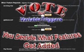 VariableTriggers