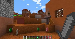 Villager Drop