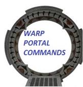 Warp Portal Commands